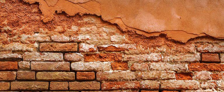 efflorescence in masonry brick
